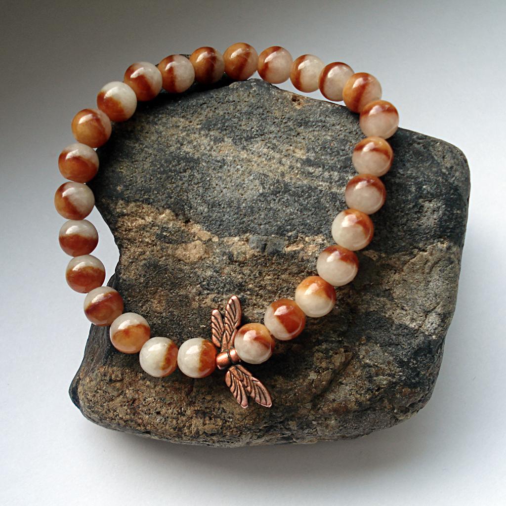 Алхимический нефрит: браслет на камне Пидана
